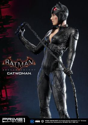 Prime 1 Studio Arkham Knight Catwoman Statue - Prototype Photo 7