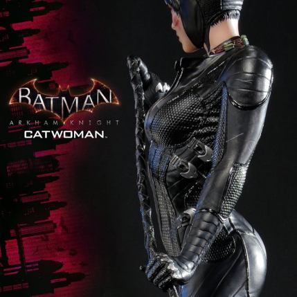 Prime 1 Studio Arkham Knight Catwoman Statue - Prototype Photo 8
