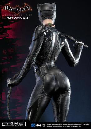 Prime 1 Studio Arkham Knight Catwoman Statue - Prototype Photo 9