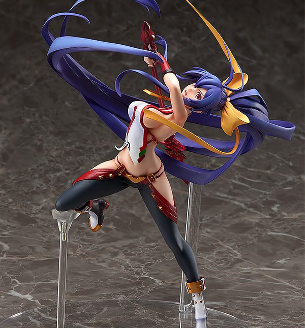 BlazBlue Central Fiction Freeing 1-8 Scale Mai Natsume Figure - Photo 1