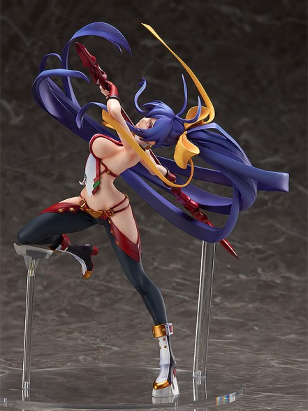 BlazBlue Central Fiction Freeing 1-8 Scale Mai Natsume Figure - Photo 2