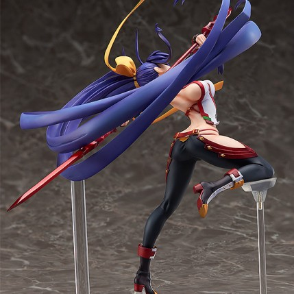 BlazBlue Central Fiction Freeing 1-8 Scale Mai Natsume Figure - Photo 4