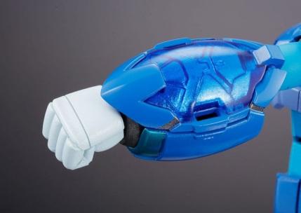 Chogokin Mega Man X Giga Armor X Figure - Photo 5