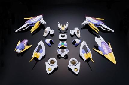 Chogokin Mega Man X Giga Armor X Figure - Photo 6