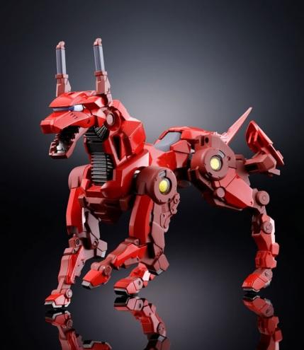 Chogokin Mega Man X Giga Armor X Figure - Photo 7