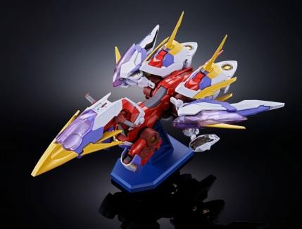Chogokin Mega Man X Giga Armor X Figure - Photo 8