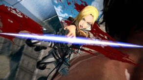 Attack on Titan 2 - Annie Leonhart Gameplay Screenshot