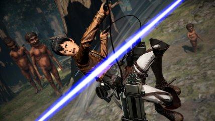 Attack on Titan 2 - Bertolt Hoover Gameplay Screenshot