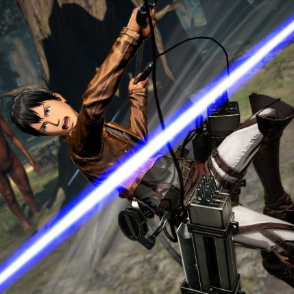 Attack on Titan 2 - Bertolt Hoover Gameplay Screenshot