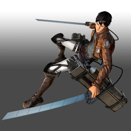 Attack on Titan 2 - Bertolt Hoover Official Keyart