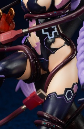 Broccoli Hyperdimension Neptunia Purple Heart Statue - Photo 20