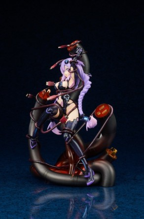 Broccoli Hyperdimension Neptunia Purple Heart Statue - Photo 4