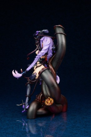 Broccoli Hyperdimension Neptunia Purple Heart Statue - Photo 6