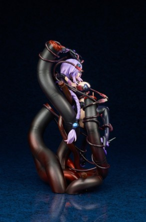 Broccoli Hyperdimension Neptunia Purple Heart Statue - Photo 9