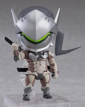 GSC Overwatch Genji Classic Skin Nendoroid - Photo 1