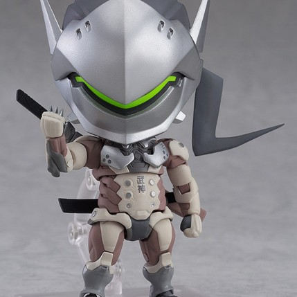 GSC Overwatch Genji Classic Skin Nendoroid - Photo 1