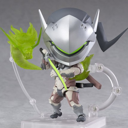 GSC Overwatch Genji Classic Skin Nendoroid - Photo 6