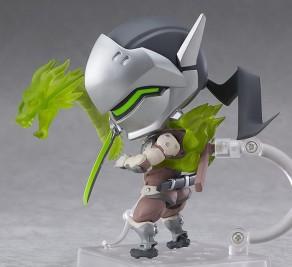 GSC Overwatch Genji Classic Skin Nendoroid - Photo 7