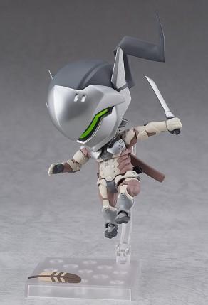 GSC Overwatch Genji Classic Skin Nendoroid - Photo 9