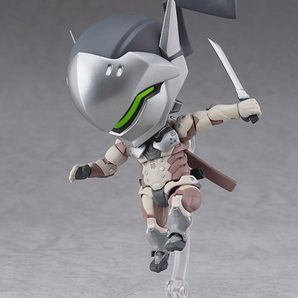 GSC Overwatch Genji Classic Skin Nendoroid - Photo 9