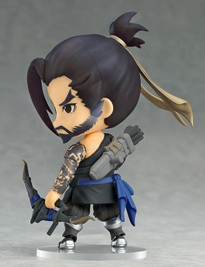 GSC Overwatch Hanzo Classic Skin Nendoroid - Photo 2