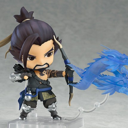 GSC Overwatch Hanzo Classic Skin Nendoroid - Photo 3