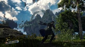 Lost Soul Aside - 2016 Gameplay Screenshot 1