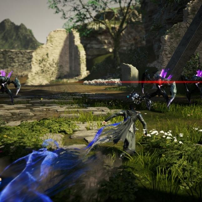 Lost Soul Aside - 2016 Gameplay Screenshot 2