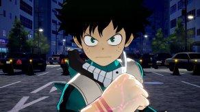 My Hero Academia - One's Justice - Izuku Midoriya Screenshot 1