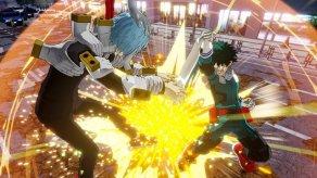My Hero Academia - One's Justice - Izuku Midoriya Screenshot 2