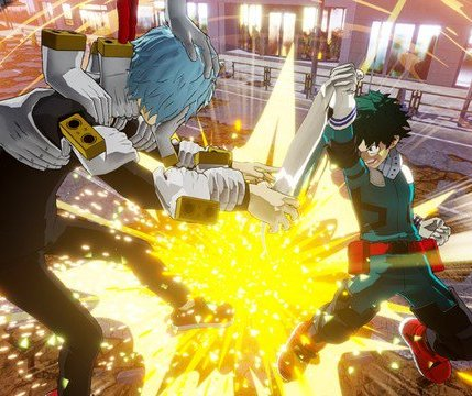 My Hero Academia - One's Justice - Izuku Midoriya Screenshot 2