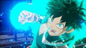 My Hero Academia - One's Justice - Izuku Midoriya Screenshot 4