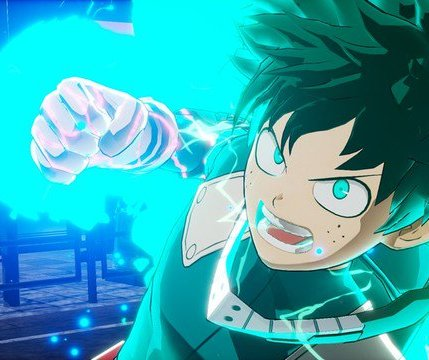 My Hero Academia - One's Justice - Izuku Midoriya Screenshot 4