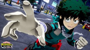 My Hero Academia - One's Justice - Izuku Midoriya Screenshot 5