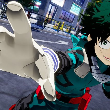 My Hero Academia - One's Justice - Izuku Midoriya Screenshot 5