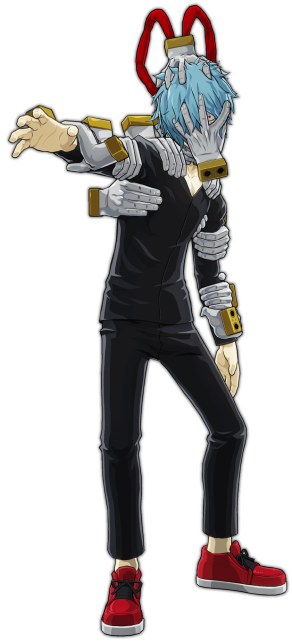 My Hero Academia - One's Justice - Tomura Shigaraki Official Keyart