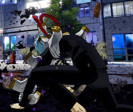 My Hero Academia - One's Justice - Tomura Shigaraki Screenshot 1