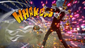 My Hero Academia - One's Justice - Tomura Shigaraki Screenshot 2