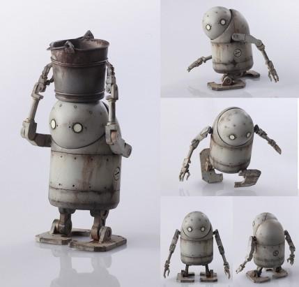 NieR Automata Bring Arts 2B And Machine Life Form Set - Photo 9