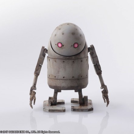 NieR Automata Bring Arts Machine Life Form Set - Photo 1