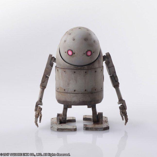 NieR Automata Bring Arts Machine Life Form Set - Photo 1