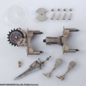 NieR Automata Bring Arts Machine Life Form Set - Photo 10