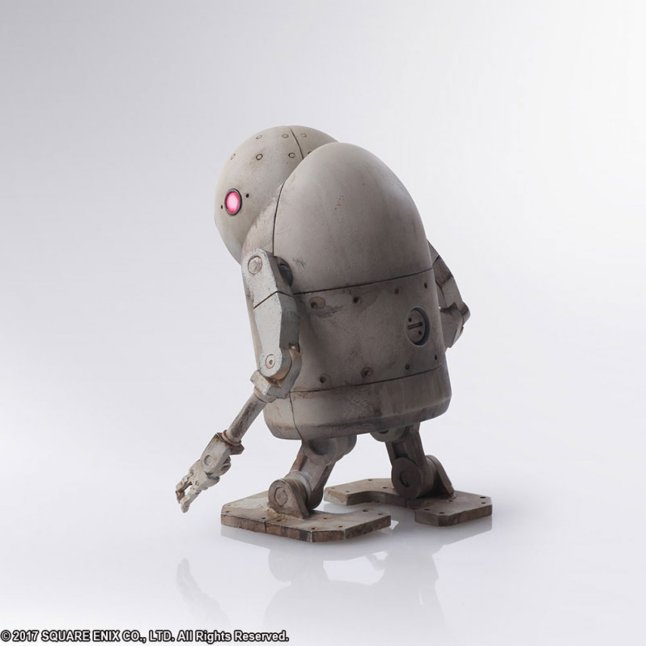 NieR Automata Bring Arts Machine Life Form Set - Photo 2
