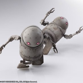 NieR Automata Bring Arts Machine Life Form Set - Photo 3
