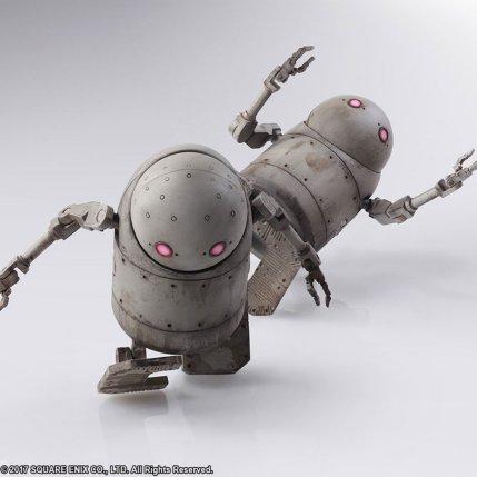 NieR Automata Bring Arts Machine Life Form Set - Photo 3