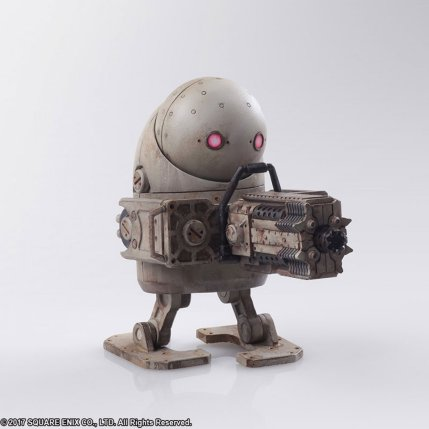 NieR Automata Bring Arts Machine Life Form Set - Photo 5