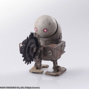 NieR Automata Bring Arts Machine Life Form Set - Photo 6