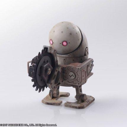 NieR Automata Bring Arts Machine Life Form Set - Photo 6