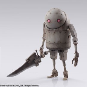 NieR Automata Bring Arts Machine Life Form Set - Photo 7