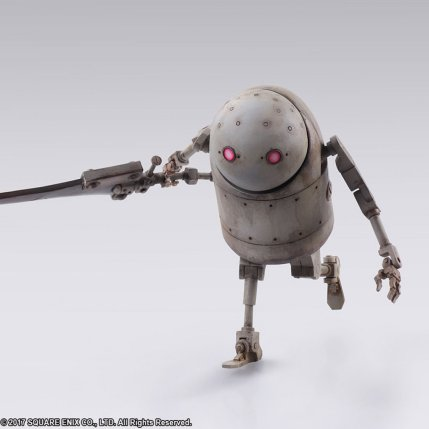 NieR Automata Bring Arts Machine Life Form Set - Photo 8